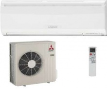 Кондиционер Mitsubishi Electric сплит-система с инвертором  MSZ-GA60VA / MUZ-GA60VA